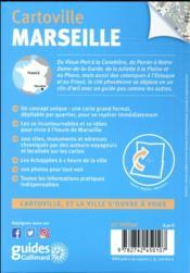 Marseille (édition 2018) - 4ème de couverture - Format classique