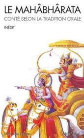 Le mahabharata - conte selon la tradition orale - Couverture - Format classique
