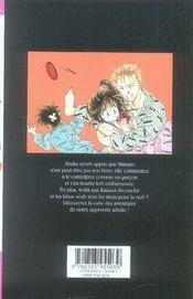 Contes d'adolescence t.2 - 4ème de couverture - Format classique