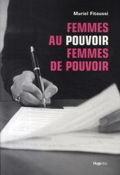 Femmes au pouvoir, femmes de pouvoir - Intérieur - Format classique