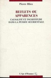 Reflets Ou Apparences - Couverture - Format classique