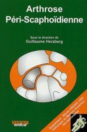 Arthrose péri-scaphoïdienne - Couverture - Format classique
