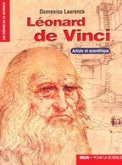 Leonard De Vinci. - Intérieur - Format classique