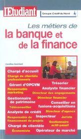 Les métiers de la banque et de la finance - Intérieur - Format classique