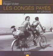 Les conges payes en photo - Intérieur - Format classique
