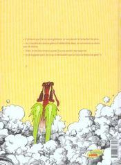Donjon crépuscule t.104 ; le dojo du lagon - 4ème de couverture - Format classique