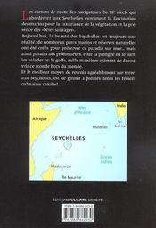 Seychelles - 4ème de couverture - Format classique