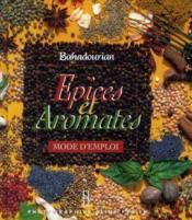Epices et aromates - Couverture - Format classique