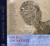 Un élu, un artiste ; mission repérage(s) - Intérieur - Format classique