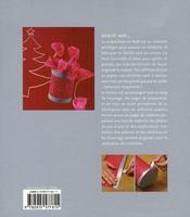 Noel Raffine Tout En Papier - 4ème de couverture - Format classique
