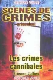 Les Crimes Cannibales N.1 - Intérieur - Format classique