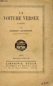 La Voiture Versee - Couverture - Format classique