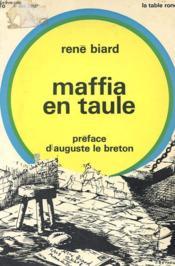 Maffia En Taule - Couverture - Format classique