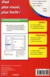 IPad air et iPad mini retina ; maxi volume - 4ème de couverture - Format classique