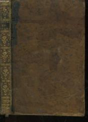 Lettres De M. De Voltaire A M. L'Abbe Moussinot Son Tresorier - Couverture - Format classique
