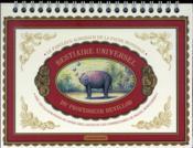 Bestiaire universel du Professeur Revillod ; la fabuleux almanach de la faune mondiale - Couverture - Format classique