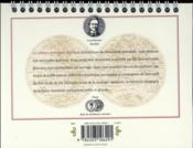 Bestiaire universel du Professeur Revillod ; la fabuleux almanach de la faune mondiale - 4ème de couverture - Format classique