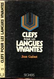 Clefs Pour Les Langues Vivantes - Collection P.S. N°15 - Couverture - Format classique