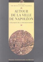 Autour de la ville de napoléon. colloque de la roche-sur-yon - Intérieur - Format classique