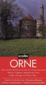 Guide De L'Orne Et Du Perche - Couverture - Format classique