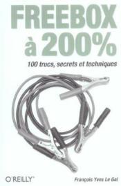 Freebox A 200% - Couverture - Format classique