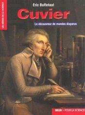 Cuvier. - Intérieur - Format classique