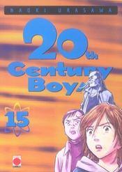 20th century boys t.15 - Intérieur - Format classique