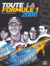 Toute la formule 1, 2005 (édition 2005) - Intérieur - Format classique