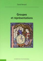 Groupes et représentations - Couverture - Format classique