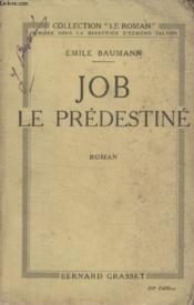 Job Le Predestine. - Couverture - Format classique
