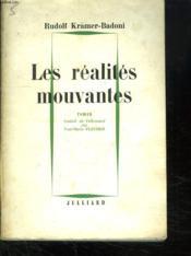 Les Realites Mouvantes. - Couverture - Format classique