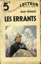 Les Errants - Couverture - Format classique