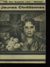 Jeunes Chrétiennes. - Couverture - Format classique