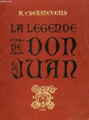 La Legende De Don Juan - Couverture - Format classique