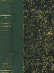 Le Mariage De Chiffon - Couverture - Format classique