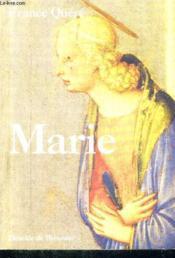 Marie - Couverture - Format classique