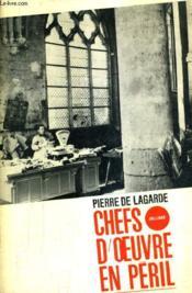 Chefs D'Oeuvre En Peril. - Couverture - Format classique