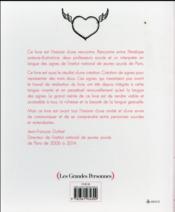Des mains pour dire je t'aime ; petits mots doux pour tous en langue des signes - 4ème de couverture - Format classique