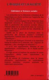 Revue Africultures N.25 ; Tirailleurs En Images - 4ème de couverture - Format classique