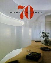Meubles et decors des annees 70 - Intérieur - Format classique