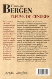 Fleuve de cendres - 4ème de couverture - Format classique