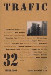Revue Trafic N.32 - Couverture - Format classique