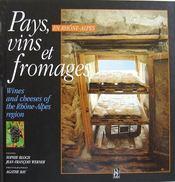 Pays, vins et fromages en Rhône-Alpes - Intérieur - Format classique