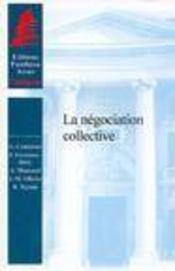 La negociation collective - Intérieur - Format classique