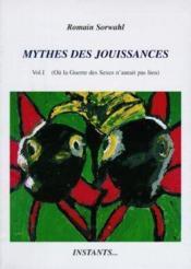 Mythes Des Jouissances Vol.1 - Couverture - Format classique