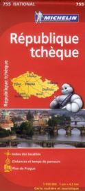 République tchèque (édition 2012) - Couverture - Format classique
