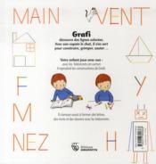 Grafi s'amuse ! - 4ème de couverture - Format classique