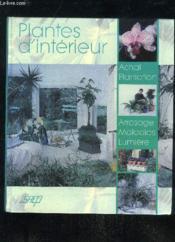 Plantes D'Interieur - Couverture - Format classique