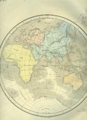 Atlas De Geographie. Contenant 10 Cartes Coloriees. - Couverture - Format classique