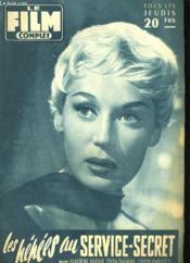 Film Complet N° 585 - Les Pepees Au Service-Secret - Couverture - Format classique